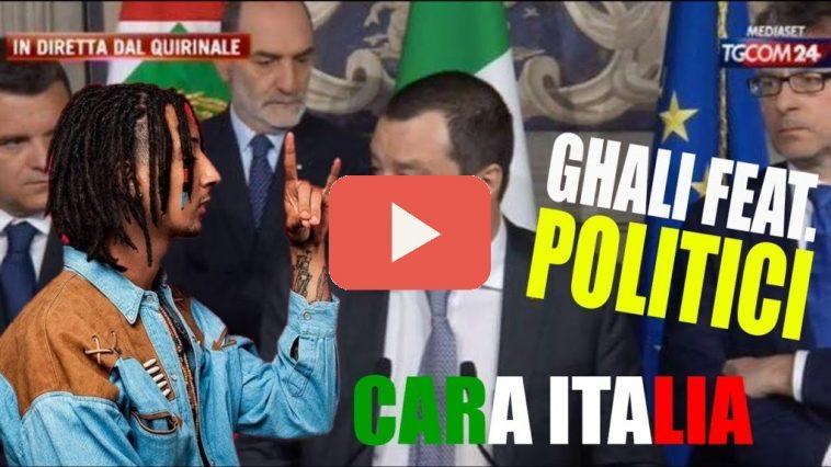Ghali-politica