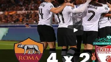 Photo of Sintesi Roma-Liverpool 4-2: Highlights e Tabellino (Champions League 2017-18)