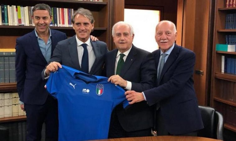 Habemus ct: quasi fatta per l'arrivo di Mancini
