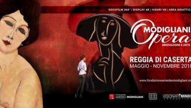 Photo of Modigliani Opera alla Reggia di Caserta: Info e Biglietti