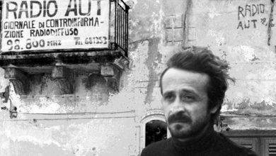 Photo of Peppino Impastato, la morte 40 anni fa