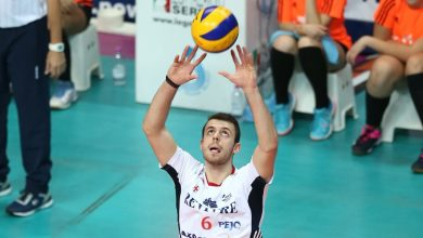 Photo of Riccardo Sbertoli rinnova con la Powervolley Revivre Milano per altri due anni