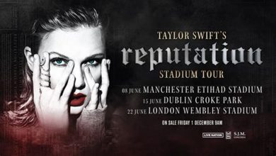 Photo of Taylor Swift: il Reputation Tour è già record di biglietti venduti