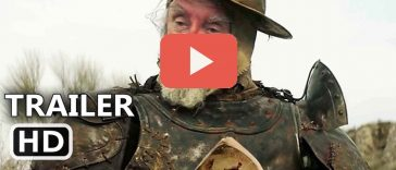 Trailer The man who killed Don Quixote
