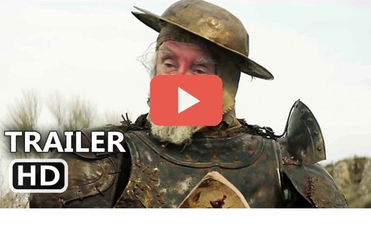 Trailer The man who killed Don Quixote