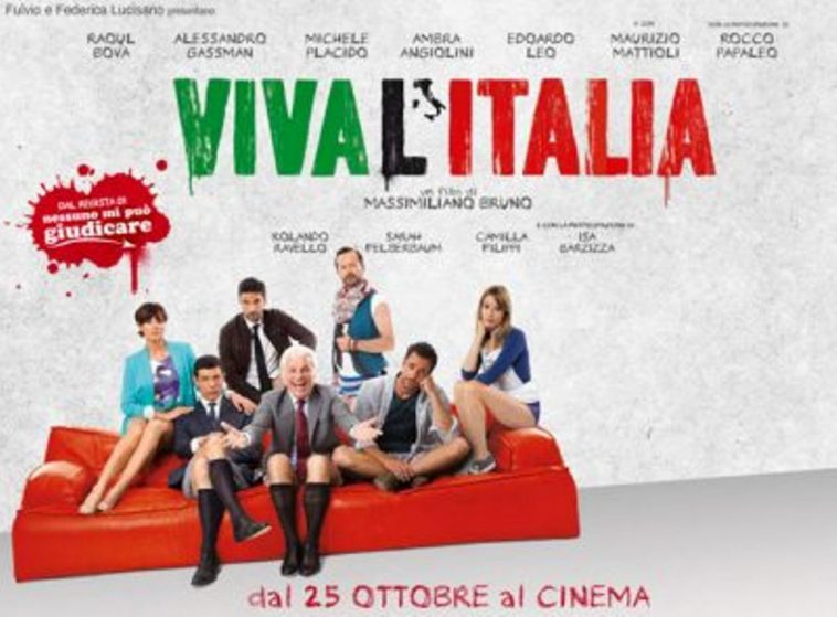 Viva l'Italia-Trama