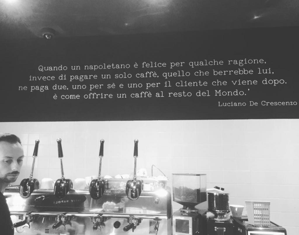 caffè napoli milano