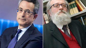 Combo Giacinto della Cananea e Paolo Becchi