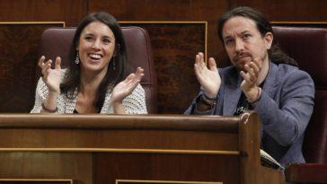 Pablo Iglesias Irene Montero Referendum