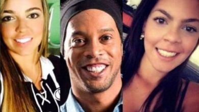 Photo of Ronaldinho si sposa con due donne in Brasile