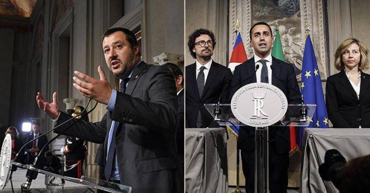 Salvini: primo obiettivo prossimo governo tornare a riempire culle
