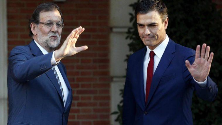 Sanchez Rajoy Mozione Sfiducia