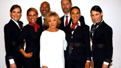 Photo of Alberta Ferretti per Alitalia: le nuove divise sobrie ed eleganti