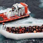 Migranti sbarcati a Catania