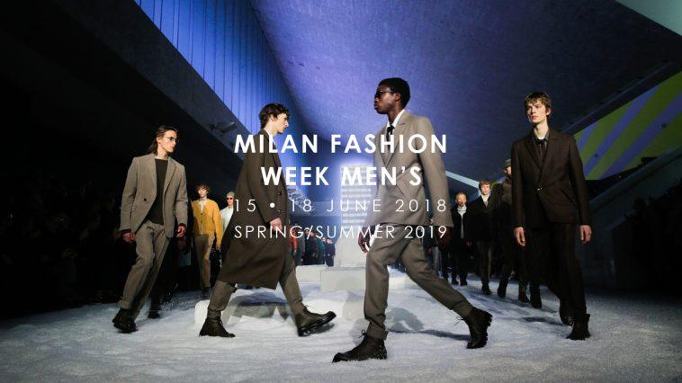 Milano Moda Uomo giugno 2018