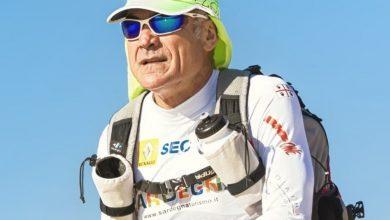 """Photo of Roberto Zanda: """"Correrò nel deserto della Namibia"""""""
