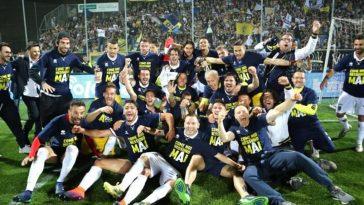 Spezia-Parma