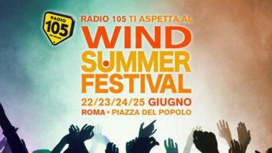 Photo of Wind Summer Festival 2018 di Roma a Piazza del Popolo: Cantanti e Conduttori