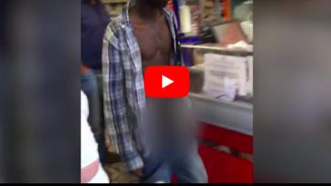 Immigrato Nudo Avellino