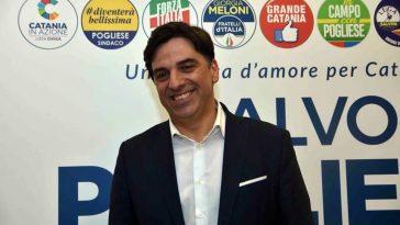 pogliese-catania-sindaco