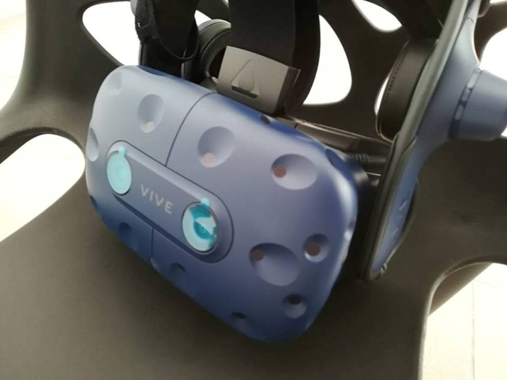 vr came cave