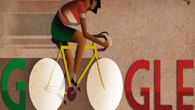 Photo of Doodle Google di oggi dedicato a Gino Bartali