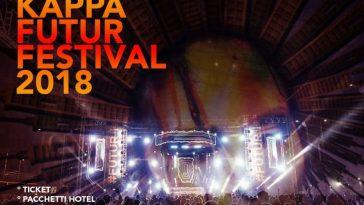 Kappa Future Festival 2018