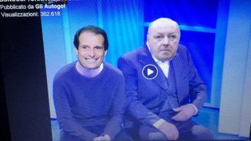 Parodia Autogol Bonucci-Juve