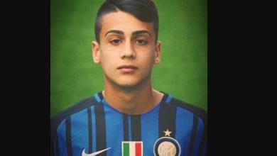 Photo of Pasquale Carlino, fuori pericolo il giocatore dell'Inter