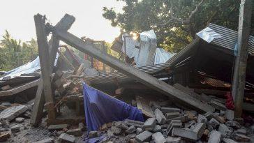 Terremoto Indonesia 2018