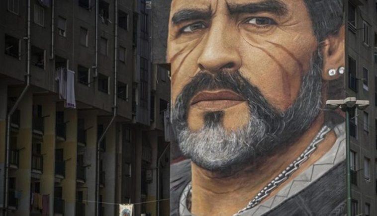 Jorit arrestato in Israele: ha dipinto Hamsik e Maradona
