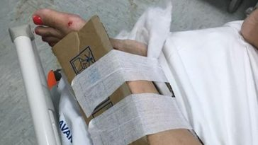 pazienti curati cartone
