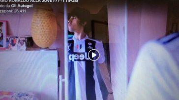 video Autogol Cristiano Ronaldo