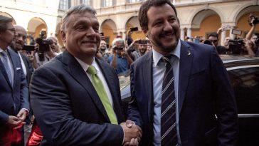 Orban-Salvini-incontro-Milano-