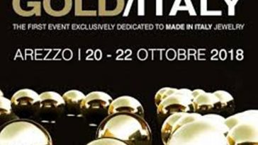 Gold Italy 2018