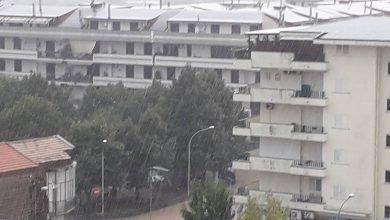 Photo of Tempesta a Caserta oggi, strade allagate (Foto)