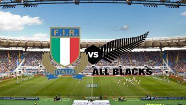 Italia-Nuova Zelanda rugby
