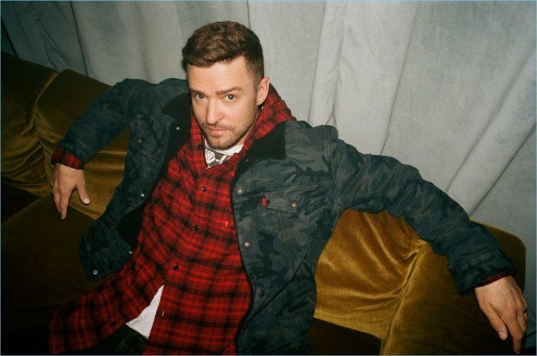 Justin Timberlake Levi's