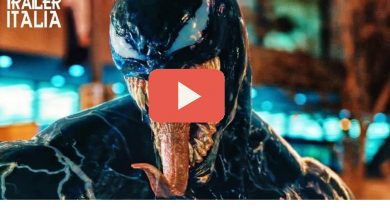 Photo of Venom, Trailer del Film Marvel in uscita (Video)