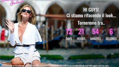 Photo of Chiara Ferragni lancia il nuovo sito ufficiale ad ottobre 2018. Ma dimentica la SEO
