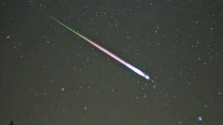 meteorite oggi