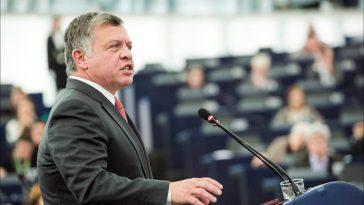 re di Giordania Abdullah II