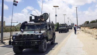 somalia veicolo militare italiano
