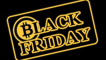 Il Black Friday segna il valore del Bitcoin più basso del 2018