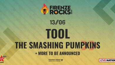 Photo of Firenze Rocks 2019: annunciati i The Smashing Pumpkins