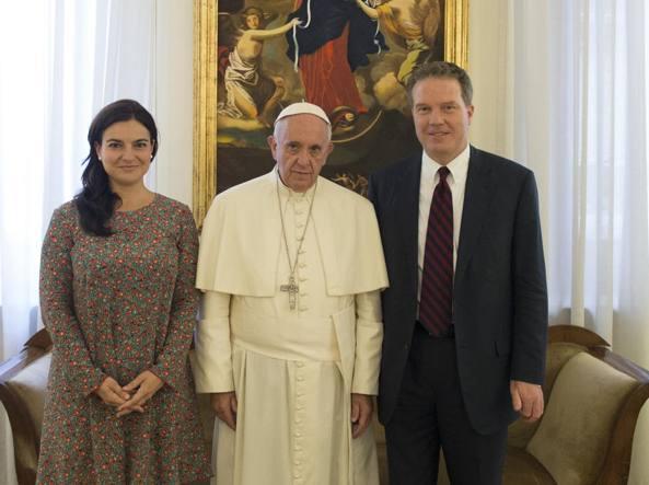 Il portavoce vaticano, Greg Burke e il suo vice dimettersi improvvisamente