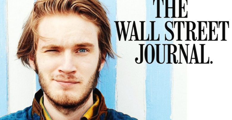 I fan di PewDiePie hanno hackerato il Wall Street Journal