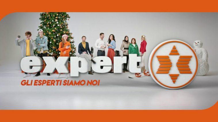 Volantino Expert – sconti validi da mercoledì 12 dicembre a lunedì 24 dicembre 2018