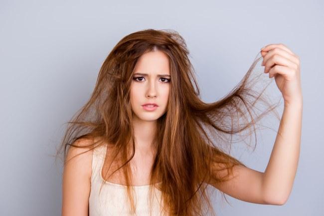 capelli rovinati rimedi