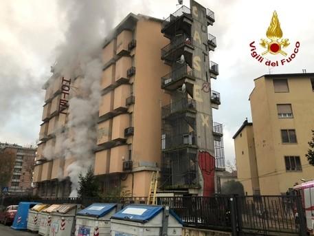 Incendio ex hotel Firenze